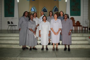 The Sisters of the Sorrowful Mother, the religious congregation that runs the school.