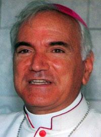 Apostolic Nuncio Archbishop Nicola Girasoli