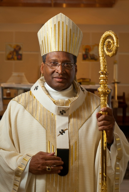 Archbishop Patrick Pinder